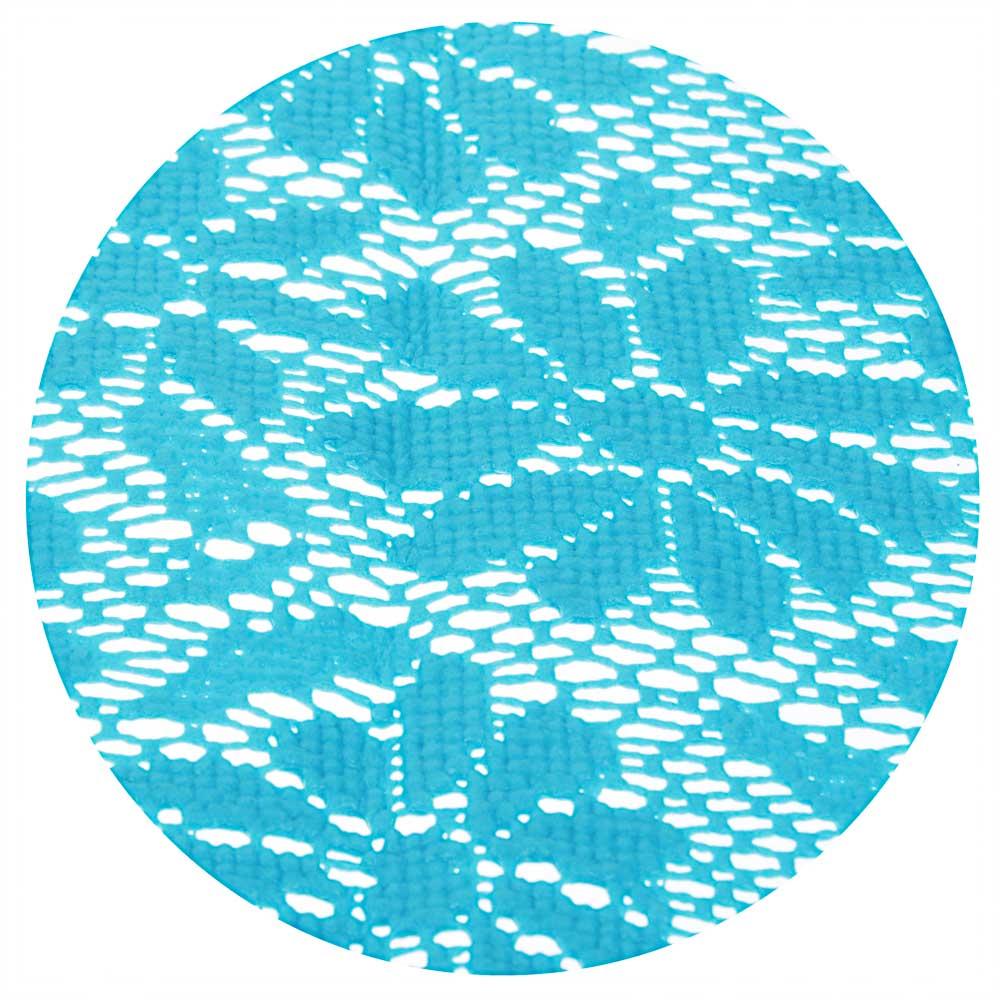 Салфетка антискользящая, ажурная, ПВХ, 30х60см, 4 цвета