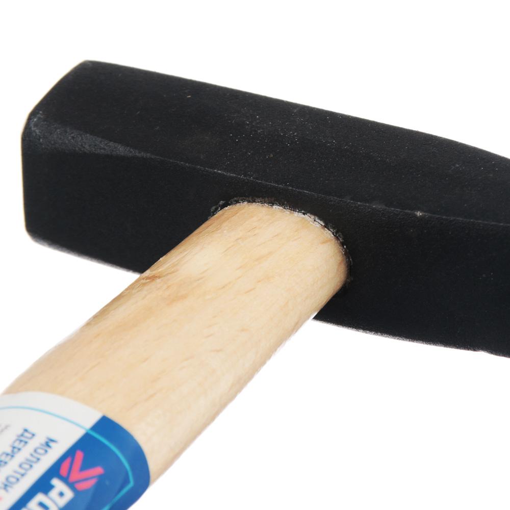 РОКОТ Молоток 200гр деревянная рукоятка
