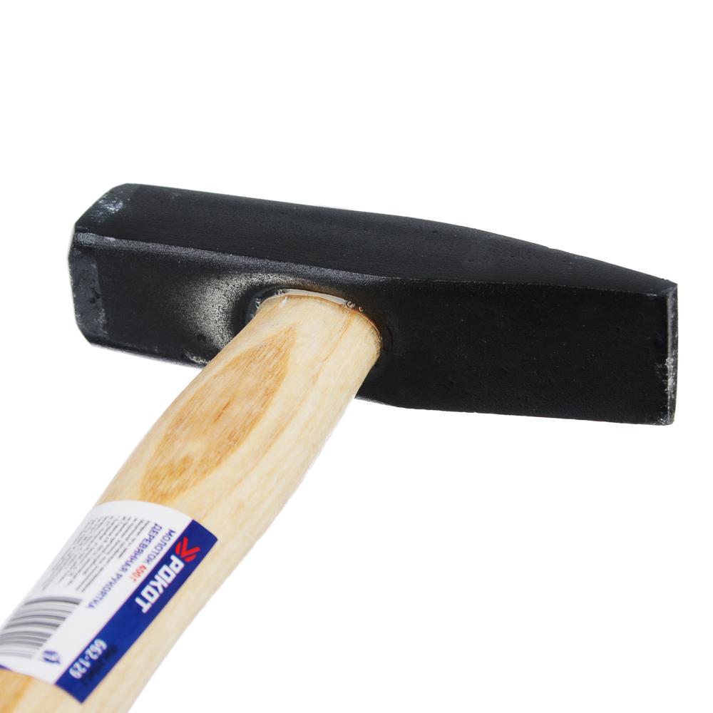 РОКОТ Молоток 400гр деревянная рукоятка