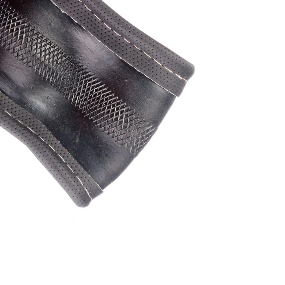 NEW GALAXY Оплетка руля, экокожа, перфорированная, черный, разм. (М)