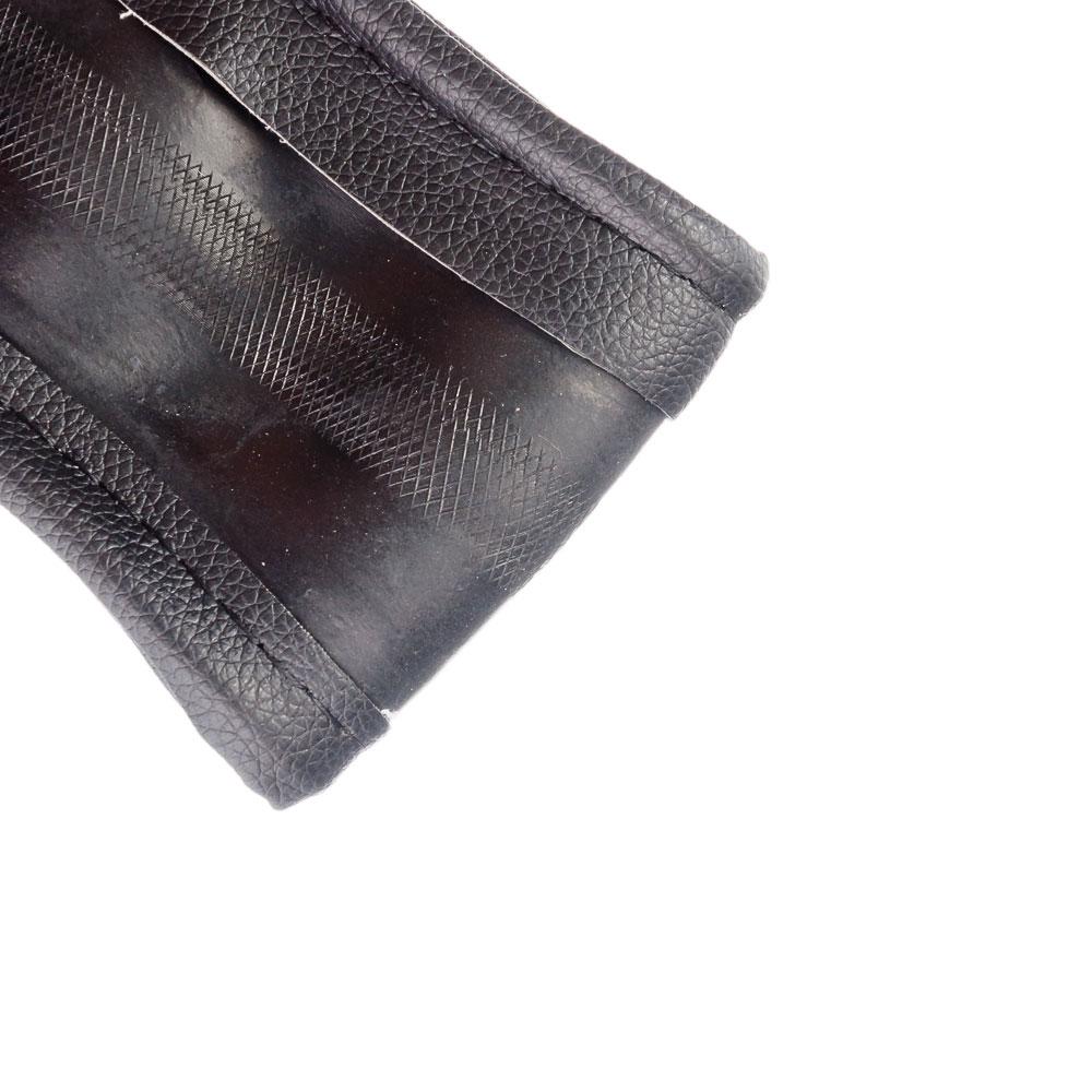NEW GALAXY Оплетка руля, кожа PU, черный, разм. (М)