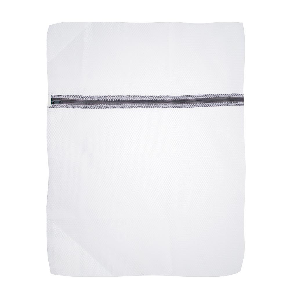 Мешок для стирки белья, полиэстер, 40х50см