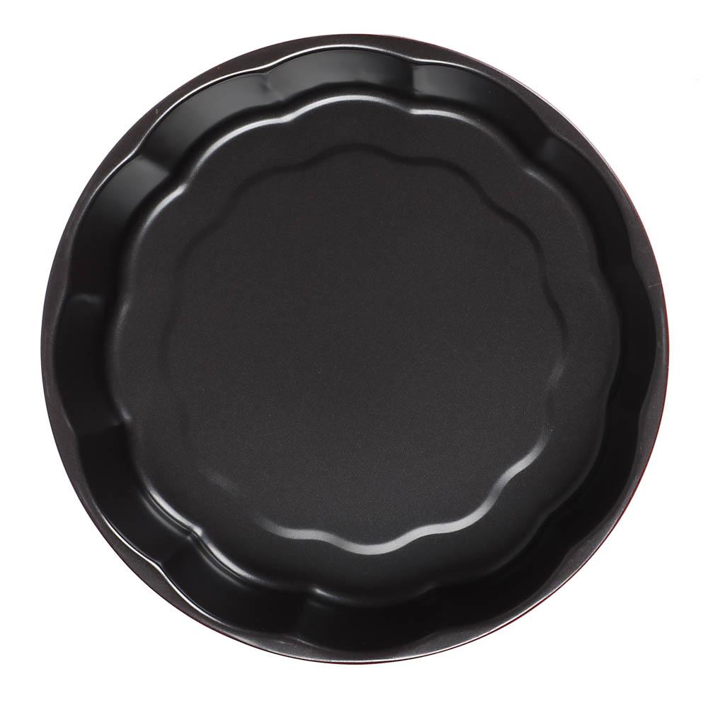 Форма для выпечки 24,5х6 см, антипригарное покрытие