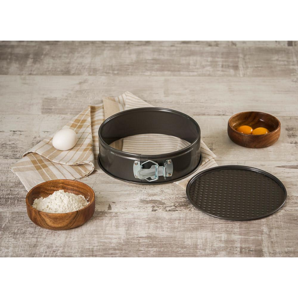 Форма для выпечки разъемная, антипригарное покрытие, 20х6,5 см
