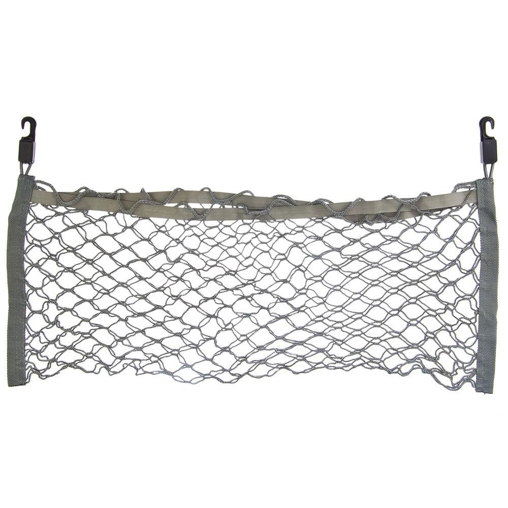 NEW GALAXY Сетка-карман, 30х70см, в комплекте 2 пластиковых крючка и 2 крючка-самореза