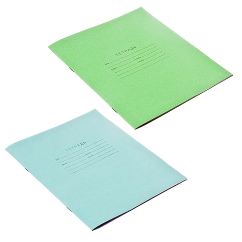 Тетрадь 12 листов, в ассортименте