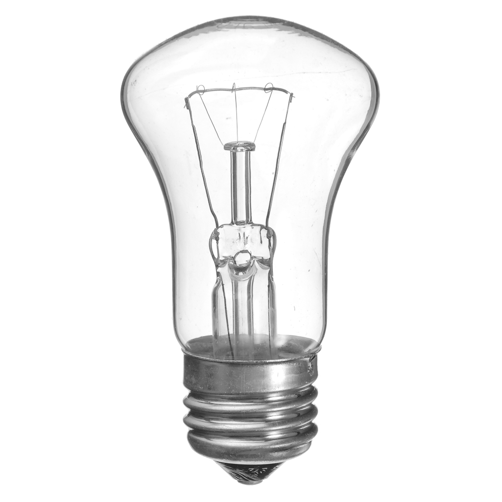 Лампа накаливания Т230/Б230-75Вт Е27