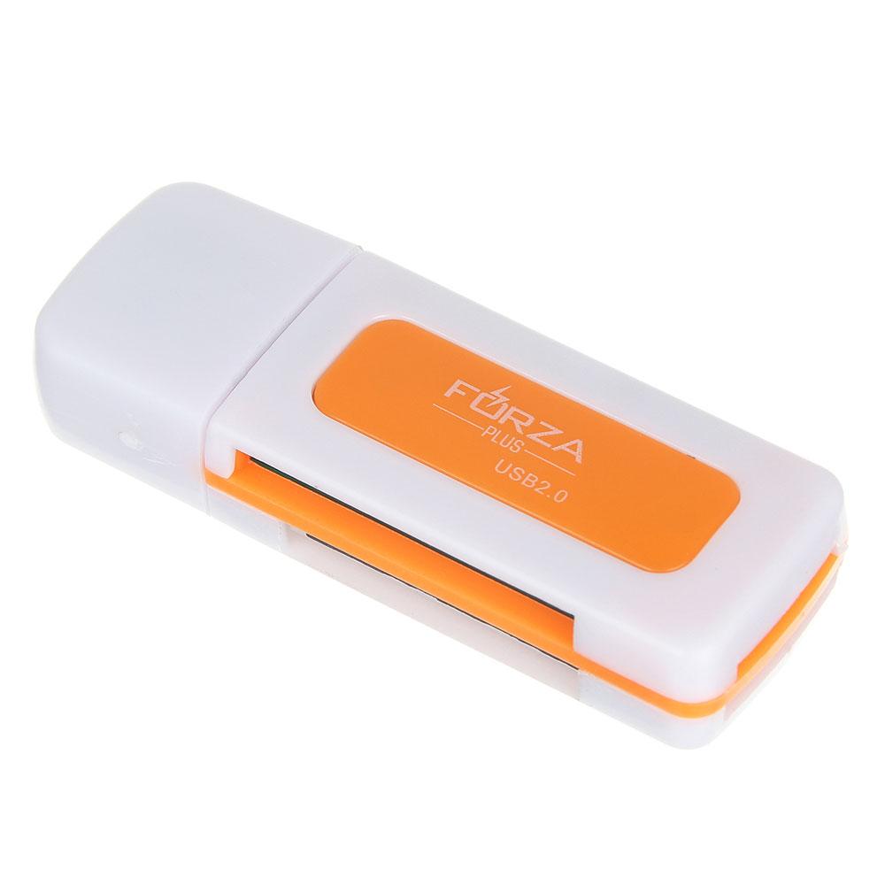 FORZA Устройство для чтения карт памяти USB 2.0.