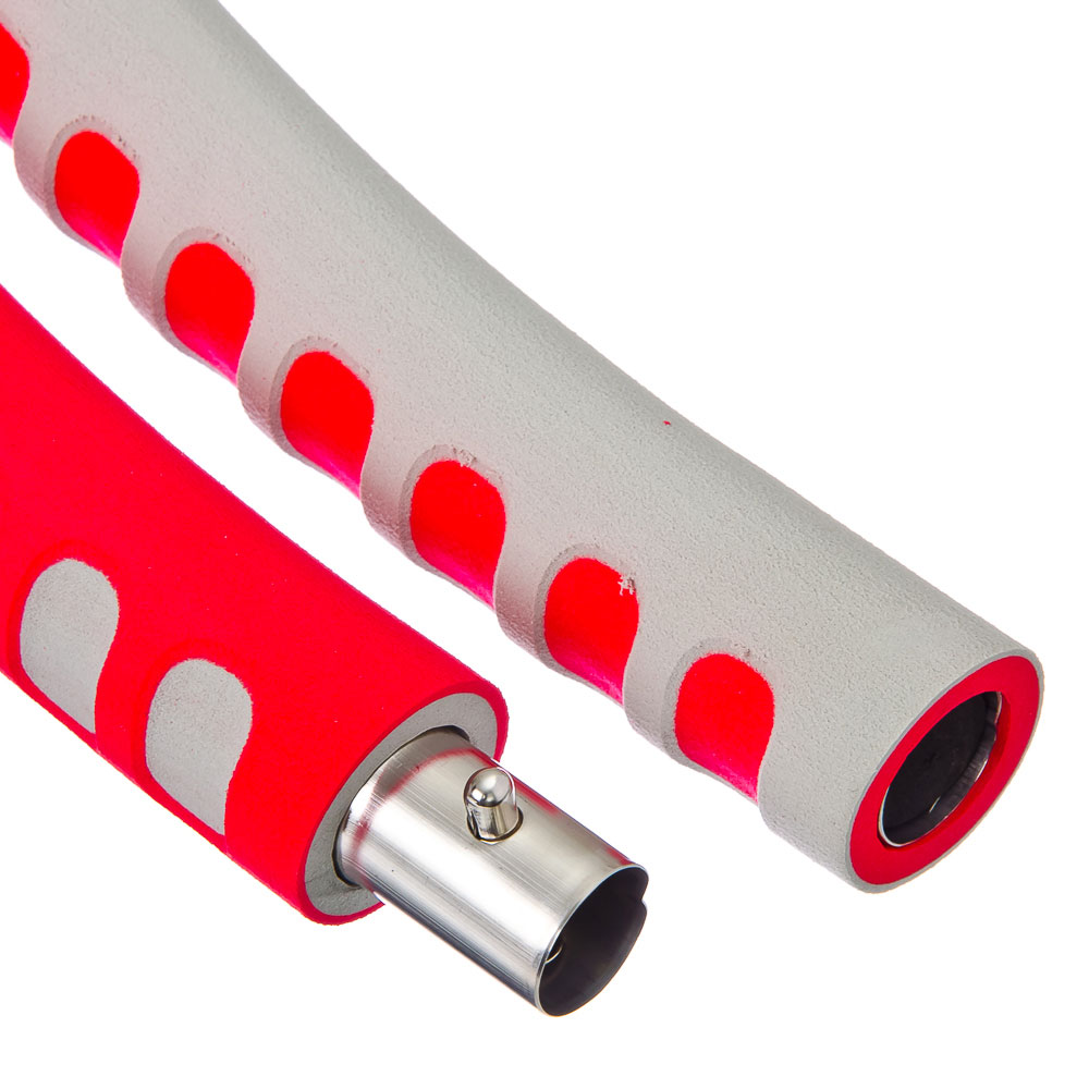 SILAPRO Обруч массажный, 95см, пластик, нерж.сталь