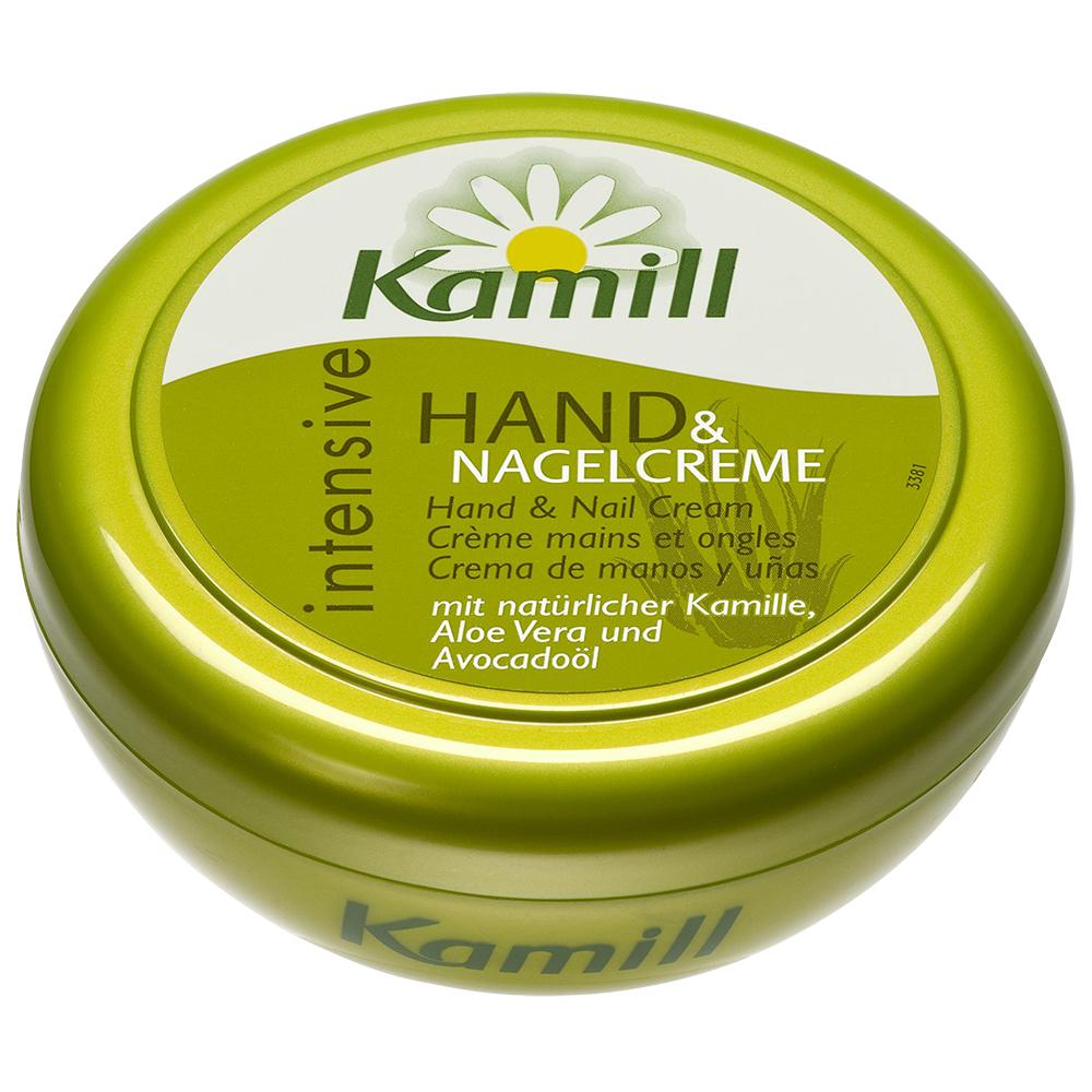 Крем для рук и ногтей Kamill для защиты и интенсивного увлажнения п/б 150мл арт.930453