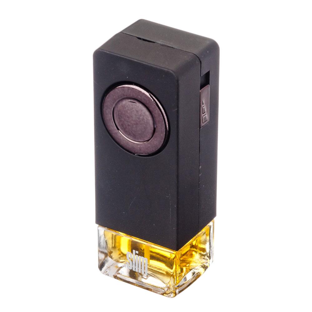 """Ароматизатор в машину на дефлектор, аромат ваниль, """"Slim"""" NEW GALAXY"""