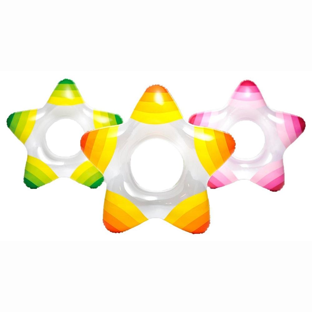 "INTEX Круг 74х71см, 3-6 лет, 2 цвета, ""Звезда"", 59243"