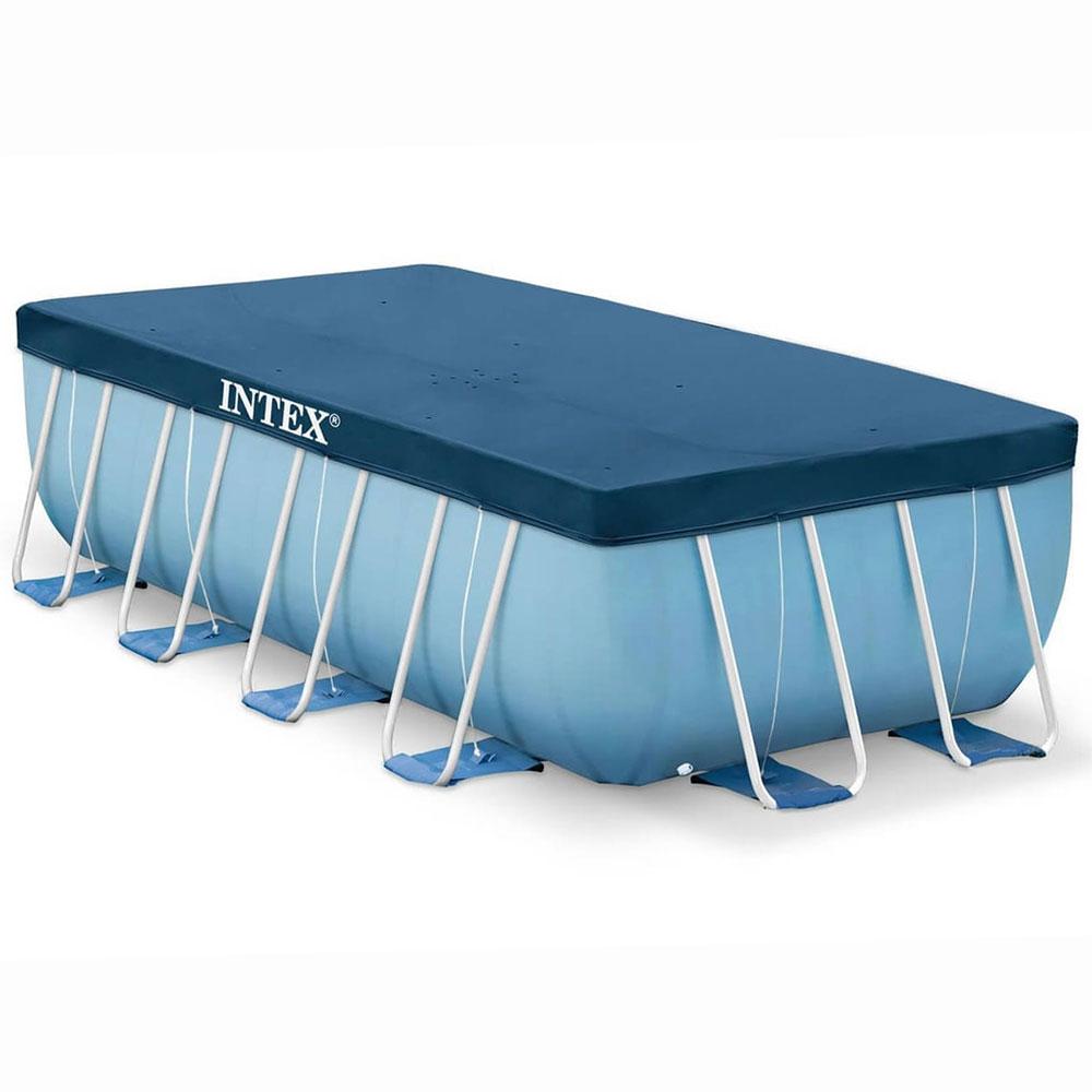 Чехол для прямоугольного бассейна INTEX, 4x2 м, 28037