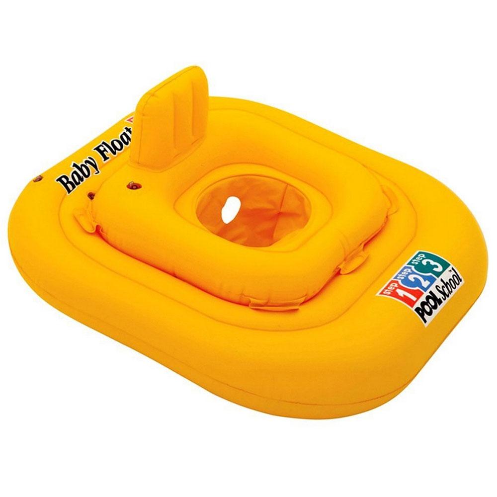 Круг плавательный, 79 см, возраст от 1 до 2 лет, INTEX Delux, 56587EU