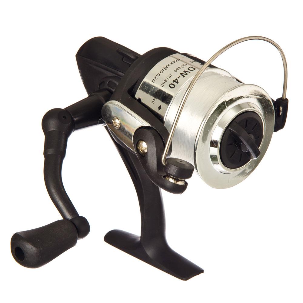 AZOR  FISHING Катушка безынерционная DW 40 3п.п , c леской 0,3мм
