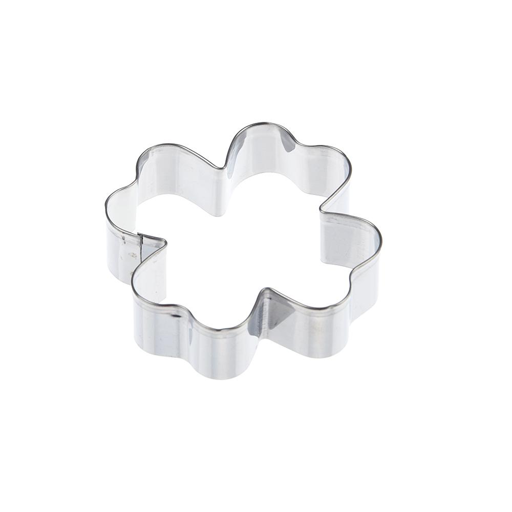 Набор формочек для печенья 4 шт, металл