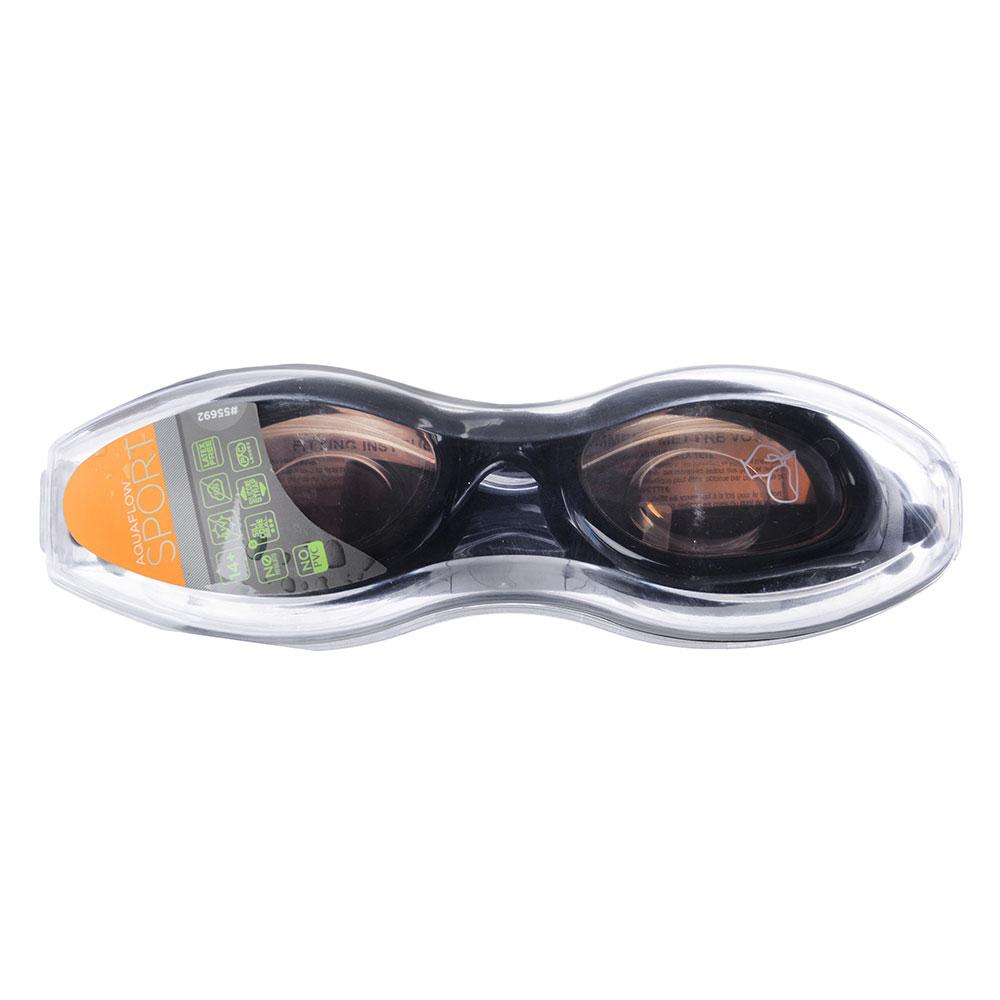"""Очки для плавания, возраст от 14 лет, 3 цвета, INTEX """"Мастер про"""", 55692"""