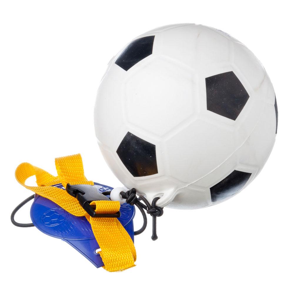 Мяч тренировочный, 18см, ПВХ