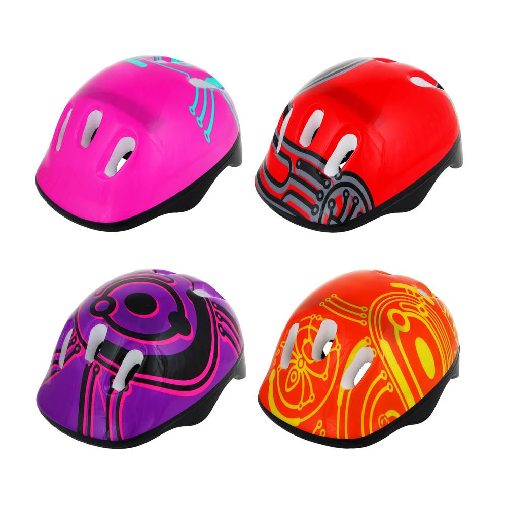 Шлем защитный, пластик, 4 цвета, SILAPRO