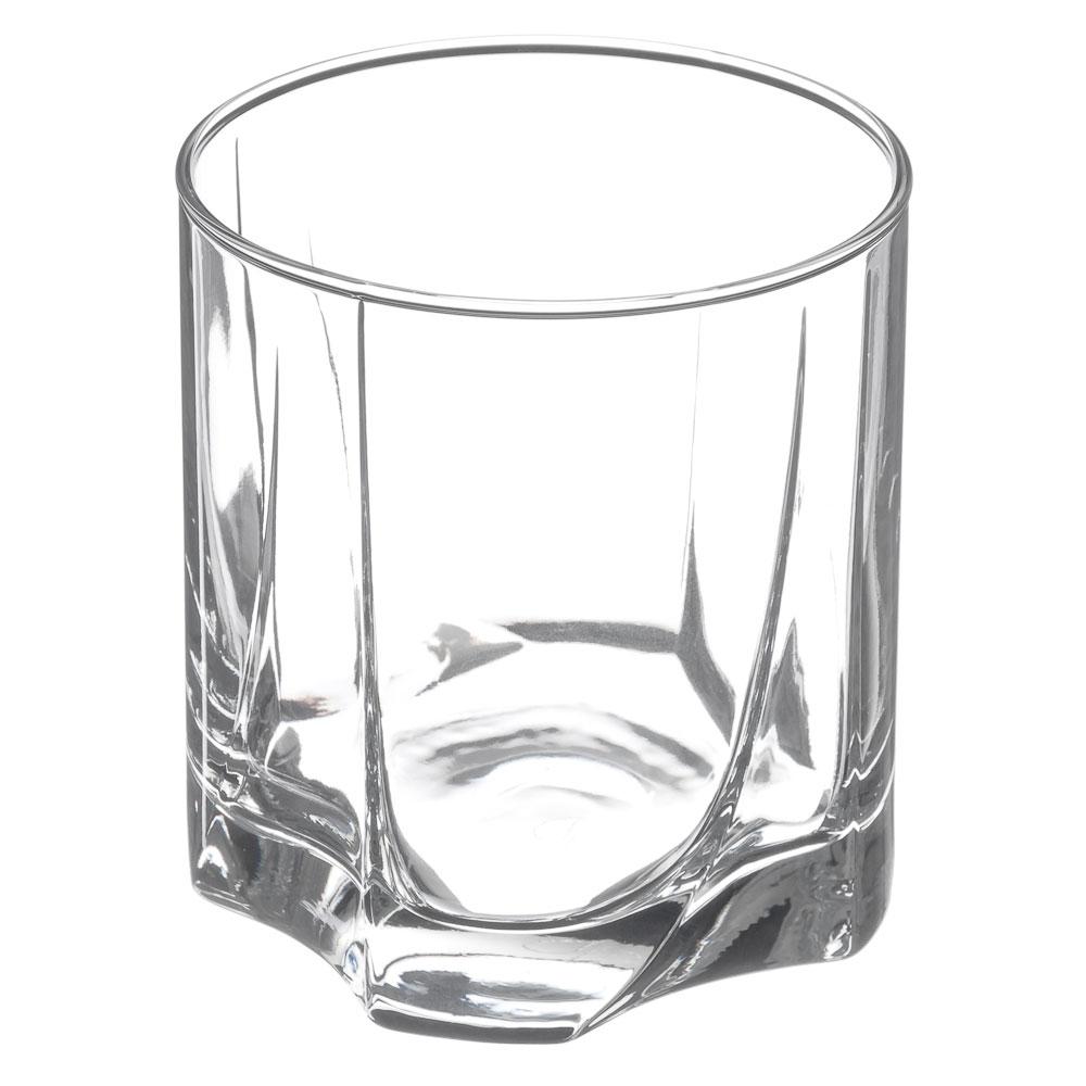 """PASABAHCE Набор стаканов 6шт для виски, 368 мл, """"Luna"""", 42348"""