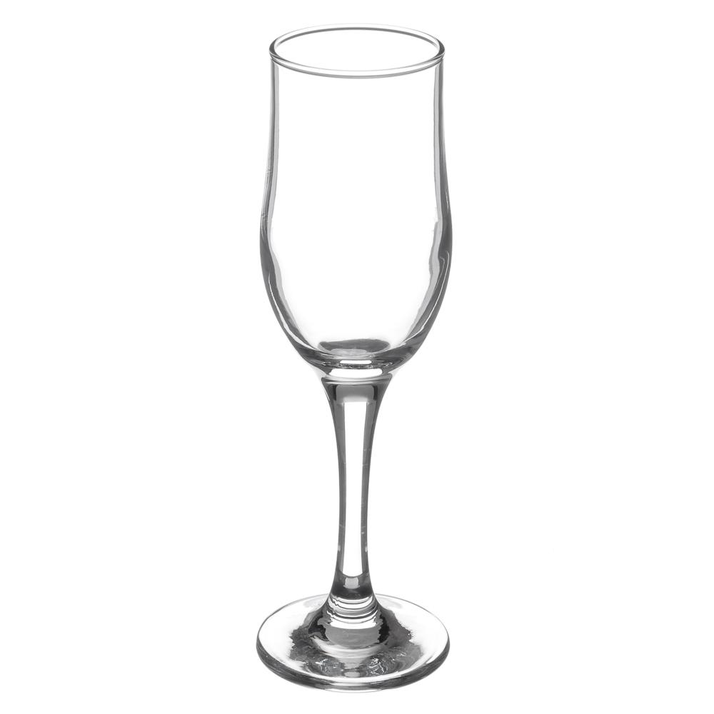 "PASABAHCE Набор фужеров 6шт для шампанского, 200 мл, ""Tulipe"", 44160"