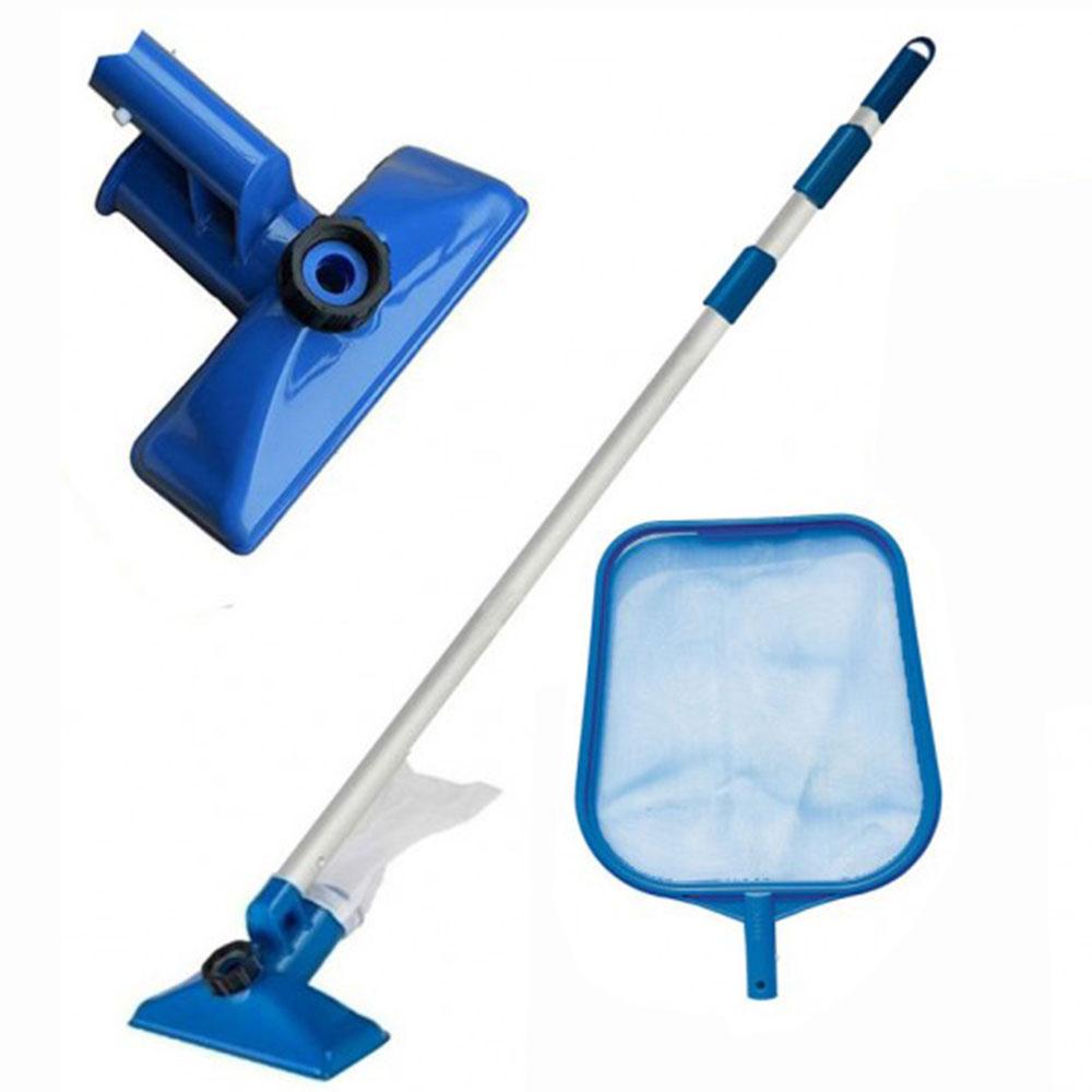 Комплект для чистки бассейна с выдвижной рукояткой, INTEX, 28002