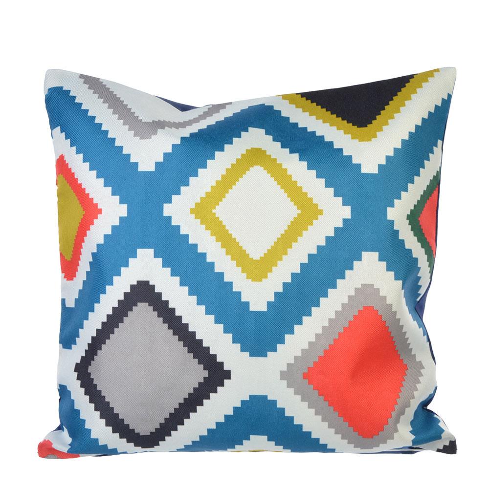 Декоративная наволочка для подушки, 43х43см