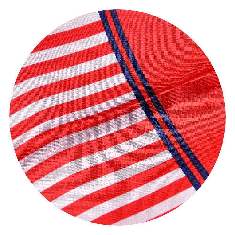 Платок шейный, 60х60см, полиэстер, 2 цвета