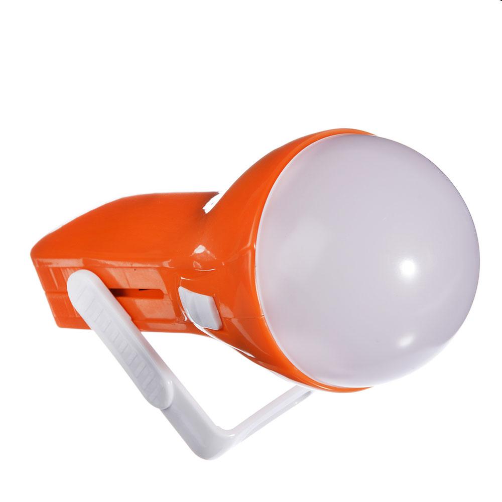 ЧИНГИСХАН Фонарь аккумуляторный 20 SMD LED, вилка 220В, подвес-подставка, пластик, 14,1x6,6 см