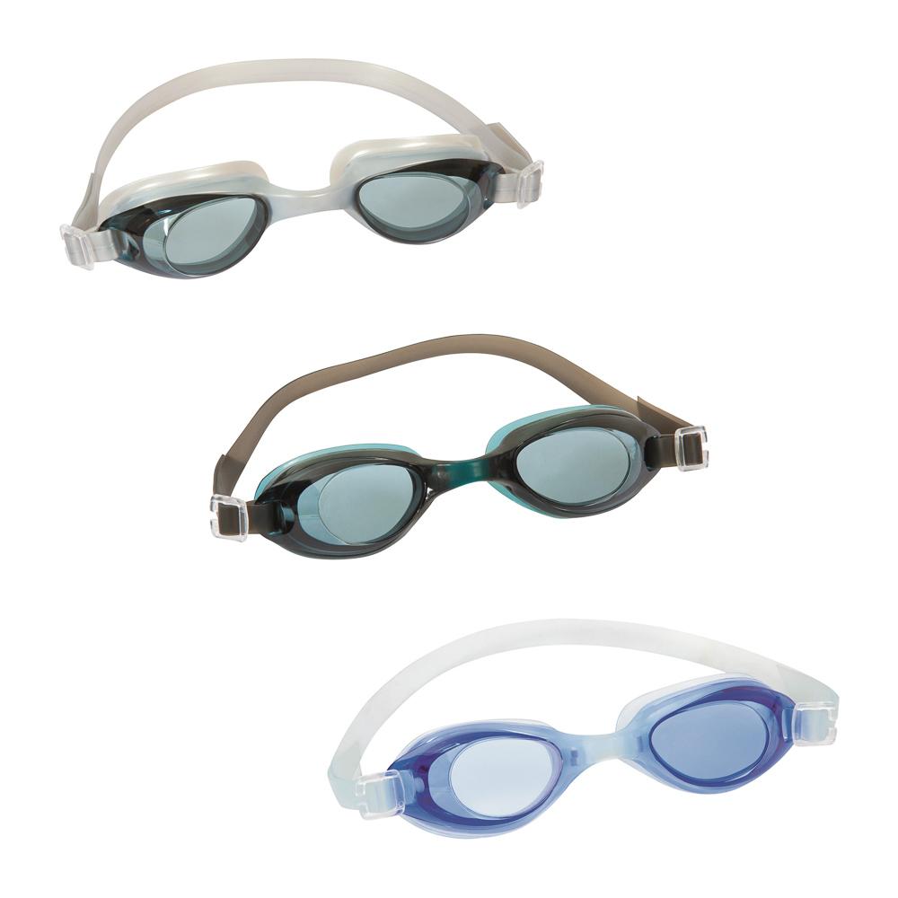 """Очки для плавания для взрослых, ПВХ, BESTWAY """"Activwear"""", 21051"""