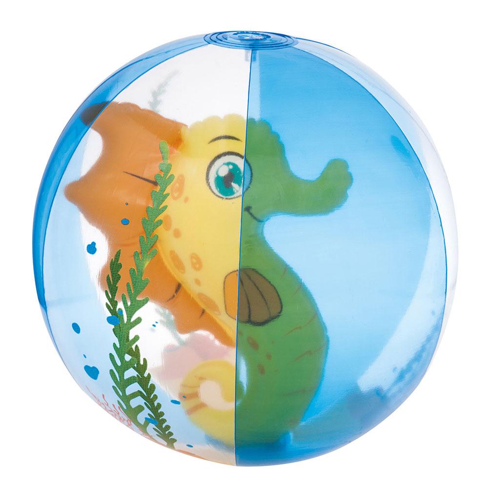 BESTWAY Мяч надувной с фигурой животного, ПВХ, 51см, 31041