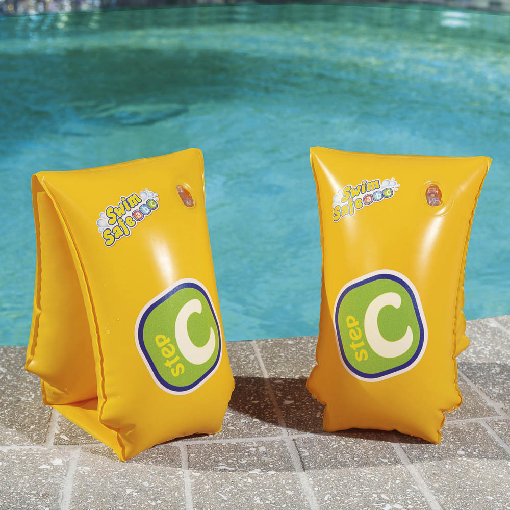 Нарукавники для плавания BESTWAY 32110 Swim Safe 30х15 см