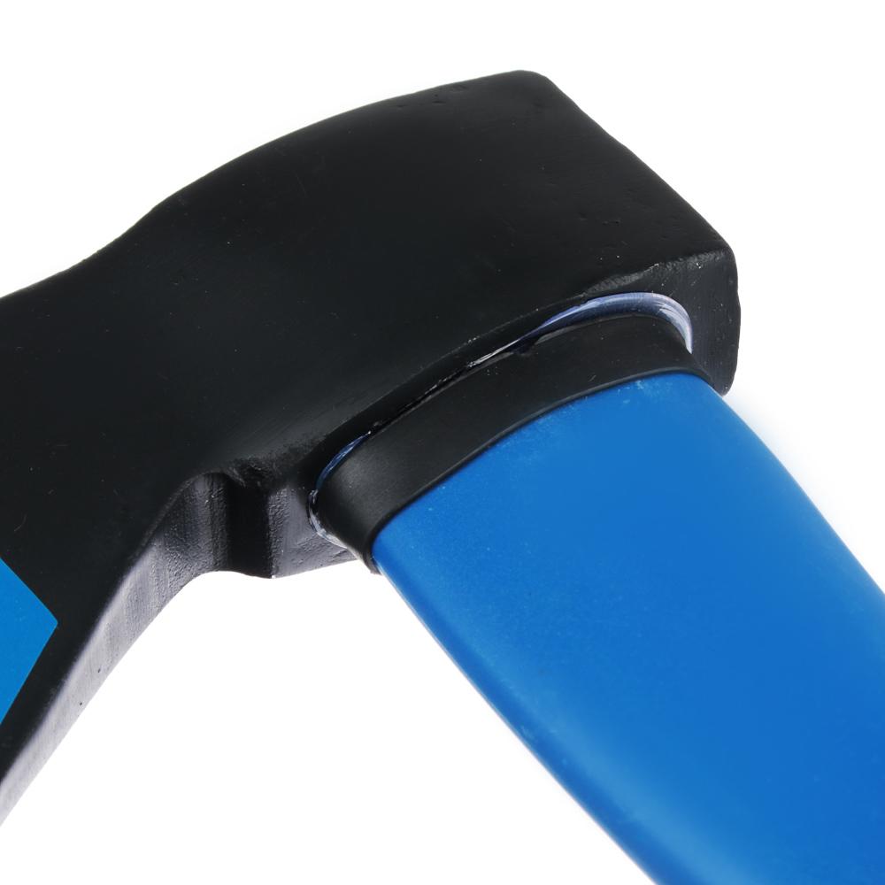 РОКОТ Топор кованый с фиберглассовой двухкомпонентной ручкой 900г