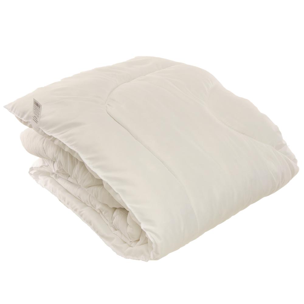 """Одеяло утепленное, стеганое, 140х205см, """"Лебяжий пух"""""""