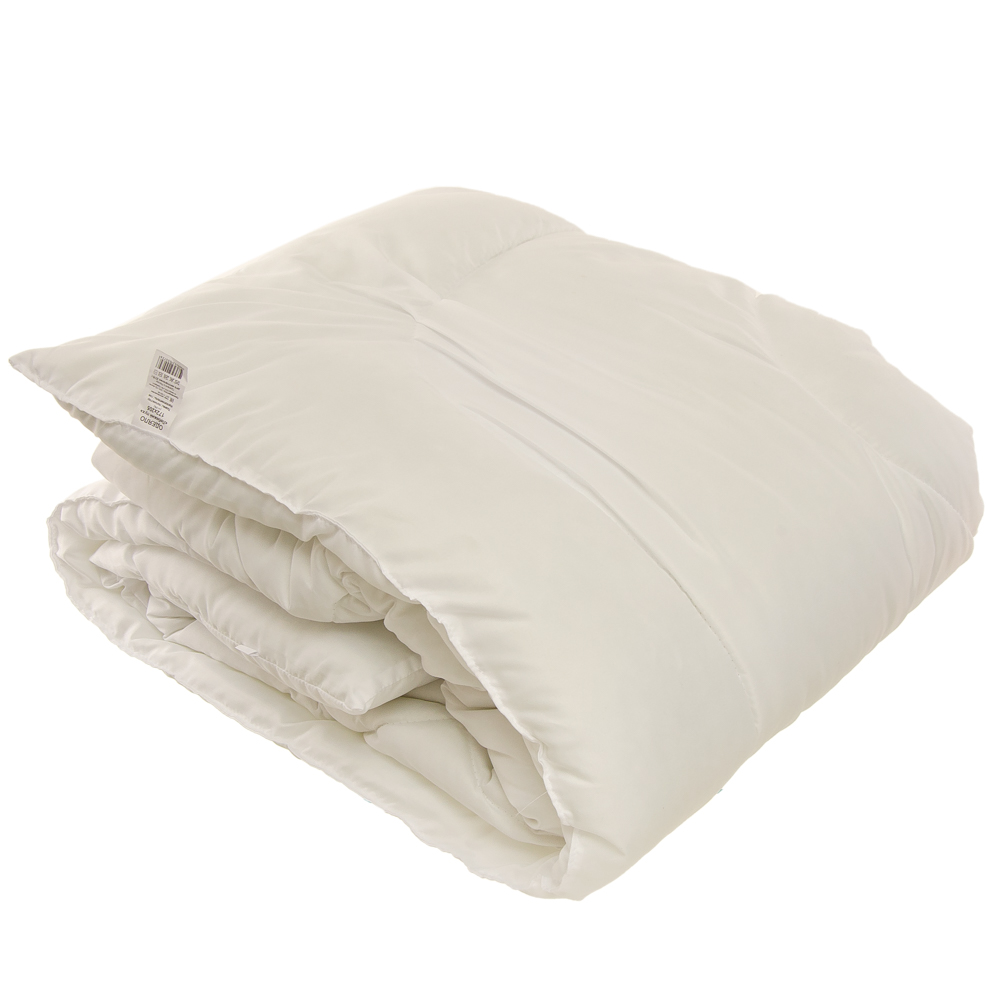 """Одеяло стеганое утепленно """"Лебяжий пух"""" 172х205см"""
