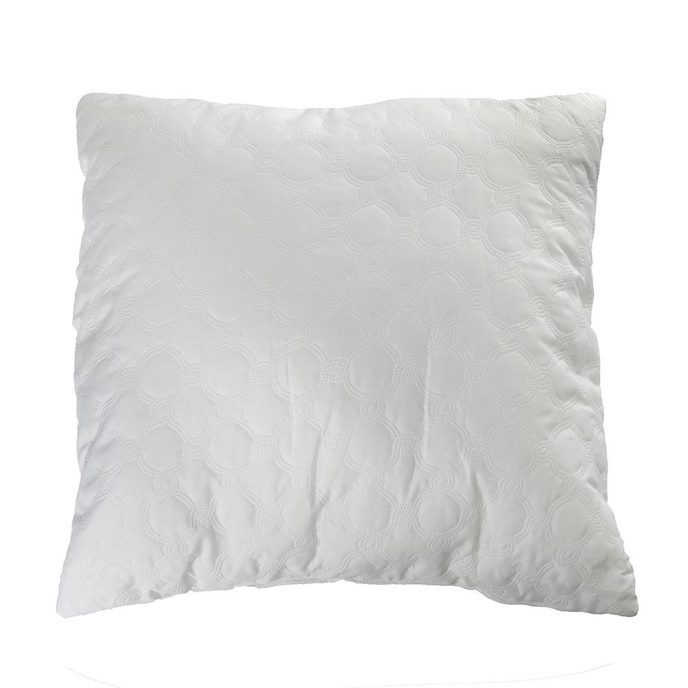 Подушка Лебяжий пух, полисатин, 70х70см
