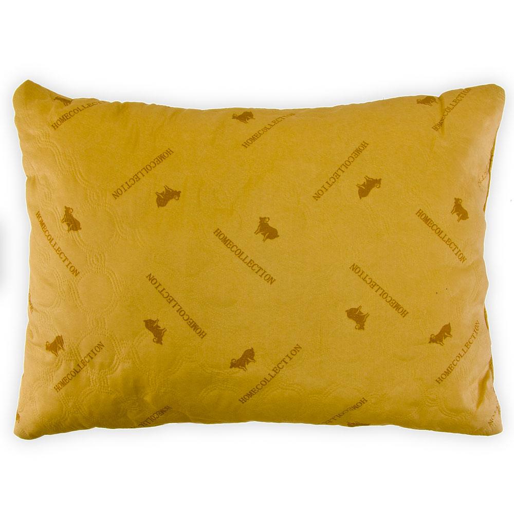 Подушка Овечья шерсть, полисатин, 50х70см