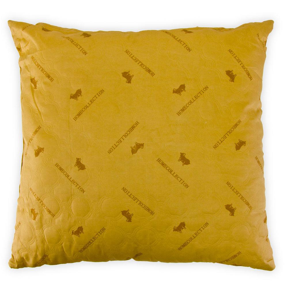 Подушка Овечья шерсть, полисатин, 70х70см