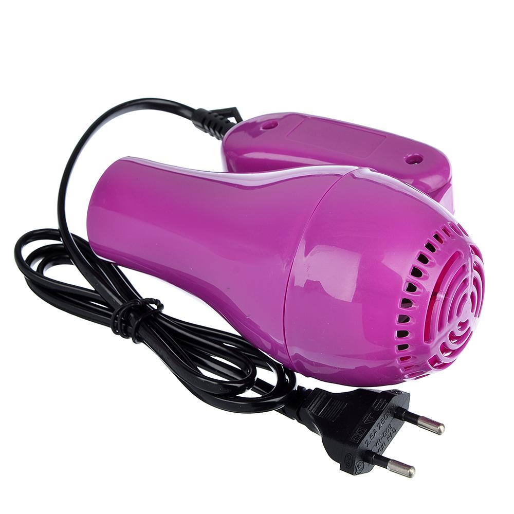 Фен для волос дорожный LEBEN 500Вт/60Гц/220В, 2 цвета
