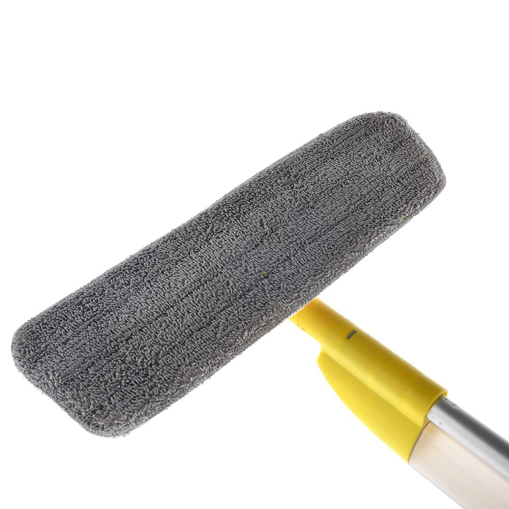 VETTA Швабра с насадкой из микрофибры с распылителем 43x14,5см