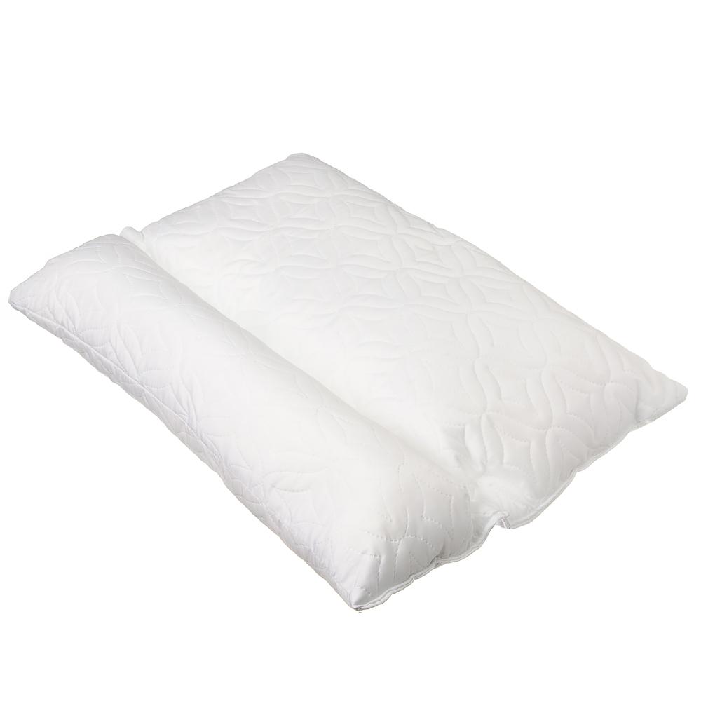 Подушка анатомическая, синтепон, 40х60см, П-50-60, R00420