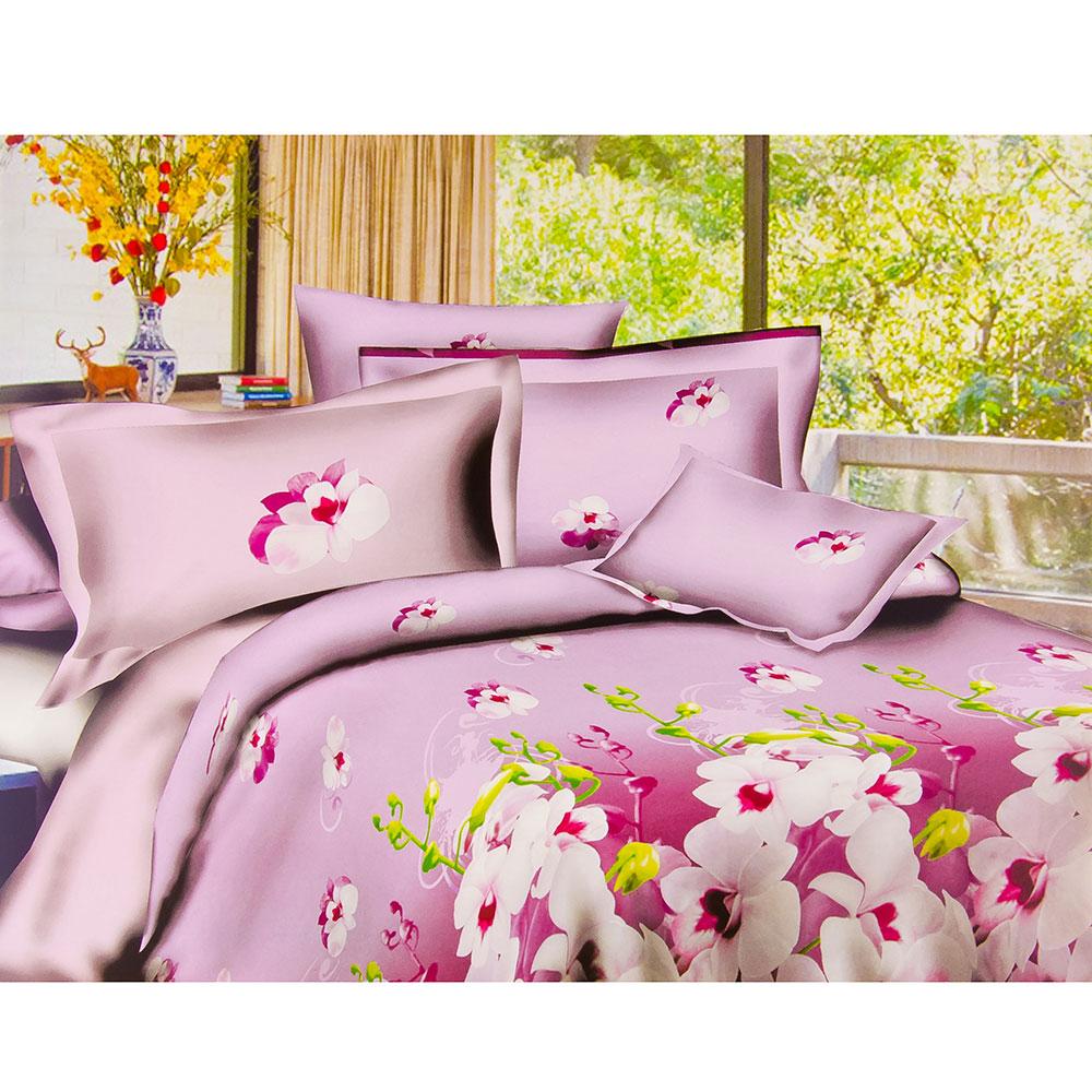 """Комплект постельного белья 1,5 спальный, полипоплин жатка, """"Бояртекс"""""""