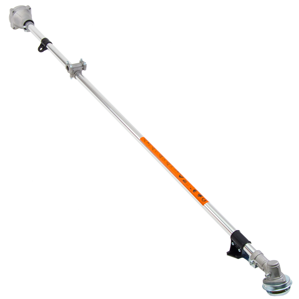 FALCO Бензотриммер GВC-4313N, 42,7см3, 1,35 кВт, нож(255 мм) +катушка с леской(420мм), неразъемная ш