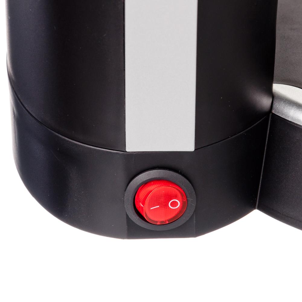 LEBEN Кофеварка капельная 650Вт со стеклянной колбой 0,6л