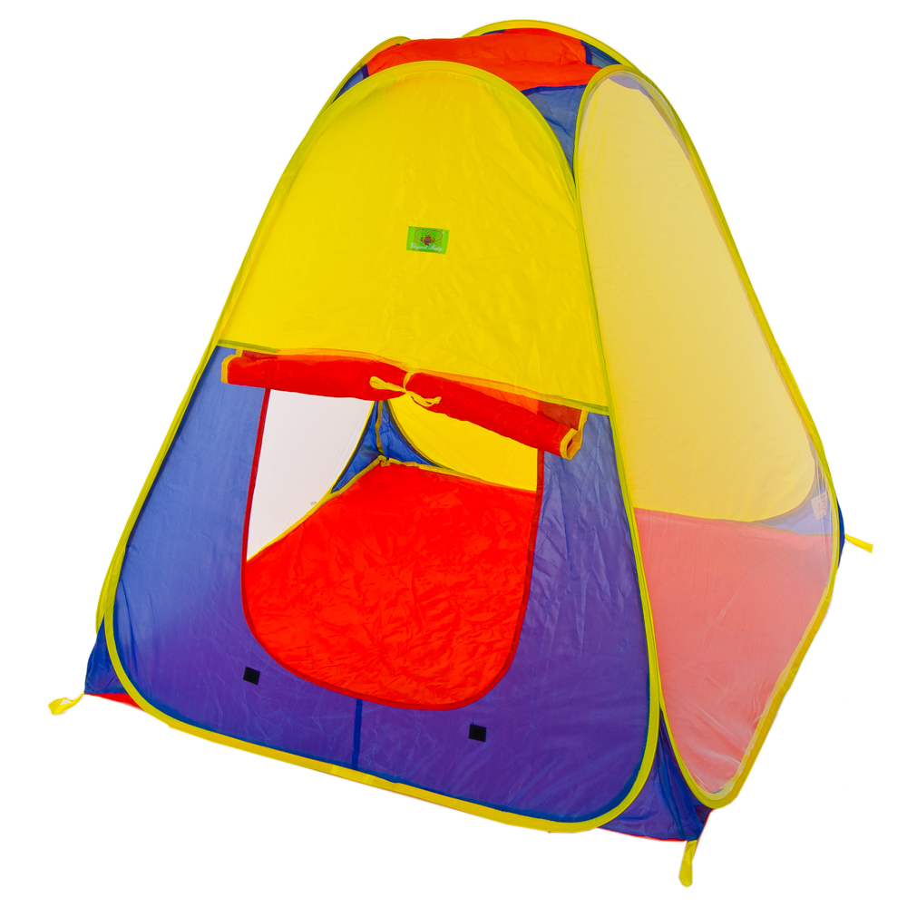 Палатка игровая конус, полиэстер, 102х102х112см, ER3080