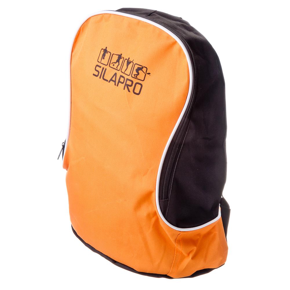 Рюкзак спортивный, 29x15x42 см, 600D ПВХ, полиэстер, 3 цвета, SILAPRO