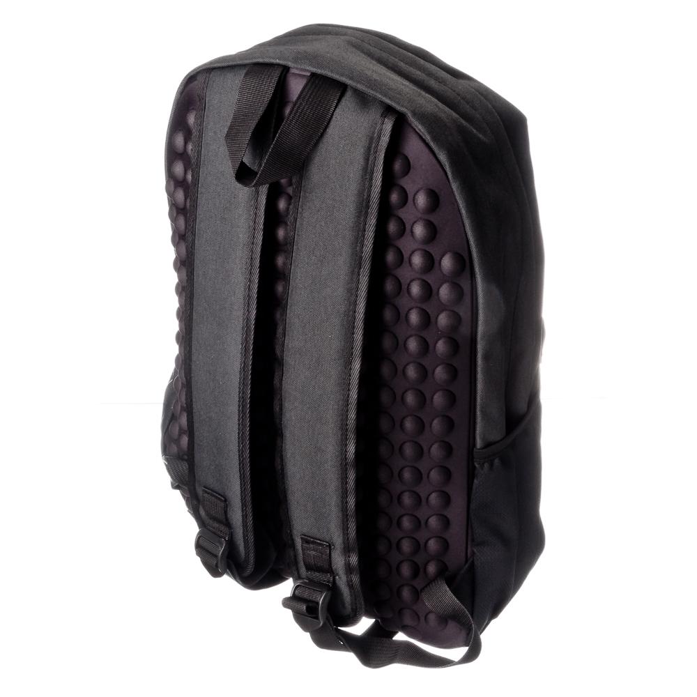 Рюкзак спортивный с жесткой спинкой, 45x30x11 см, 600D ПВХ, полиэстер, SILAPRO