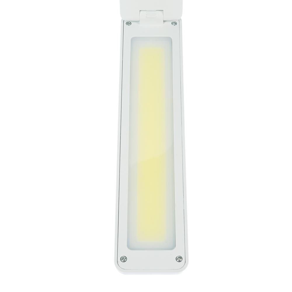 Фонарь - лампа складной 20 ярк. LED, 3xAA / шнур 220В, пластик, 9,5х26х14см