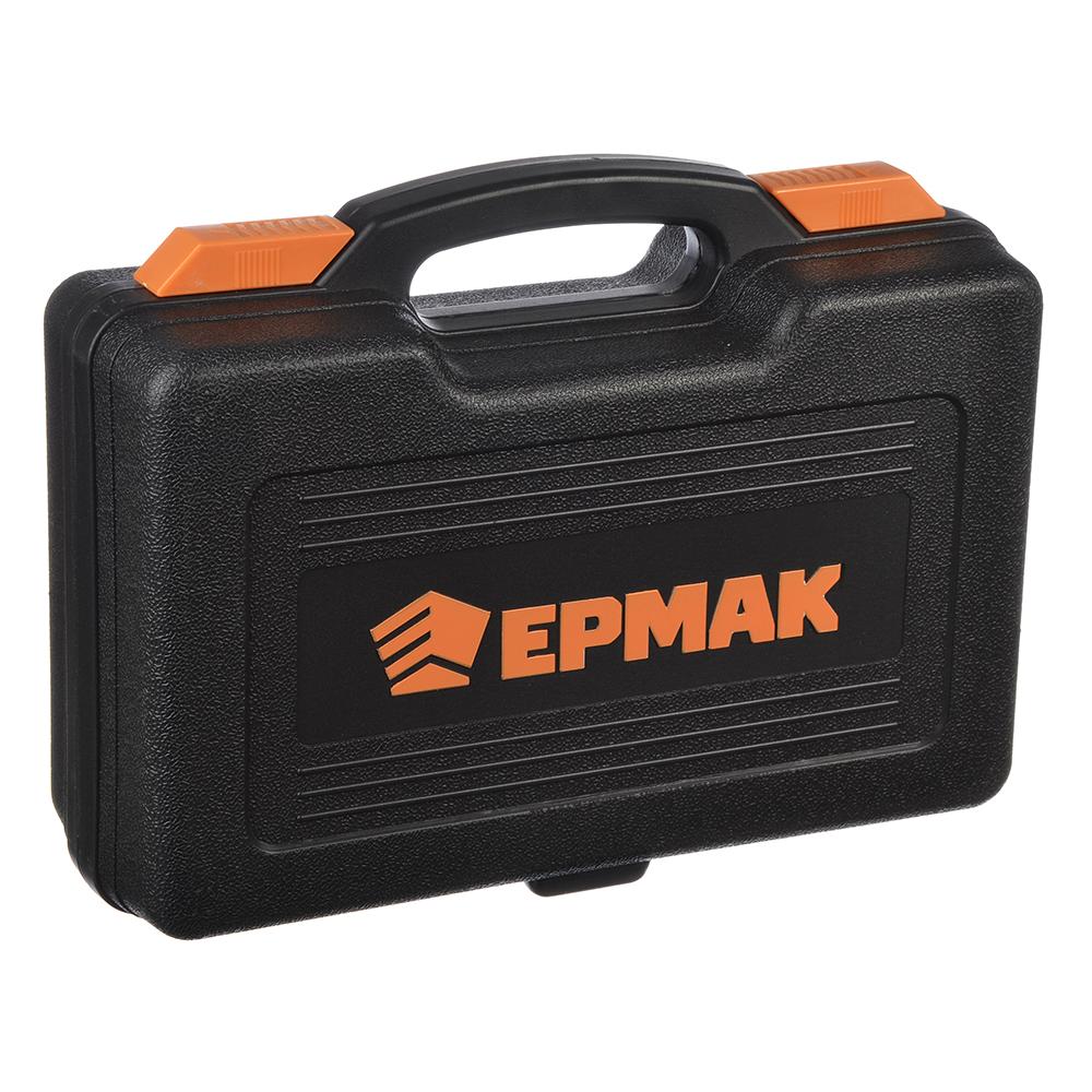 ЕРМАК Пила дисковая универсал.(роторайзер) ПДУ-400ЛЗ, 400Вт, лазер, 54,8х11,1мм, 3900об/мин, кейс