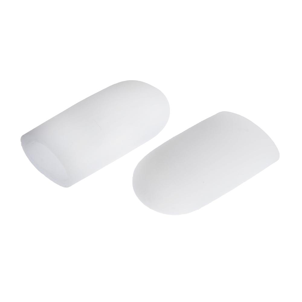 Колпачки защитные для пальцев от мозолей, 2шт, ТЭП W-722